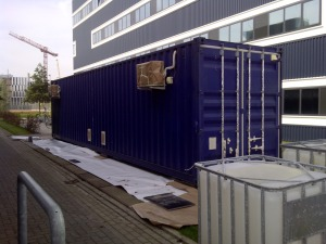 JAP Container