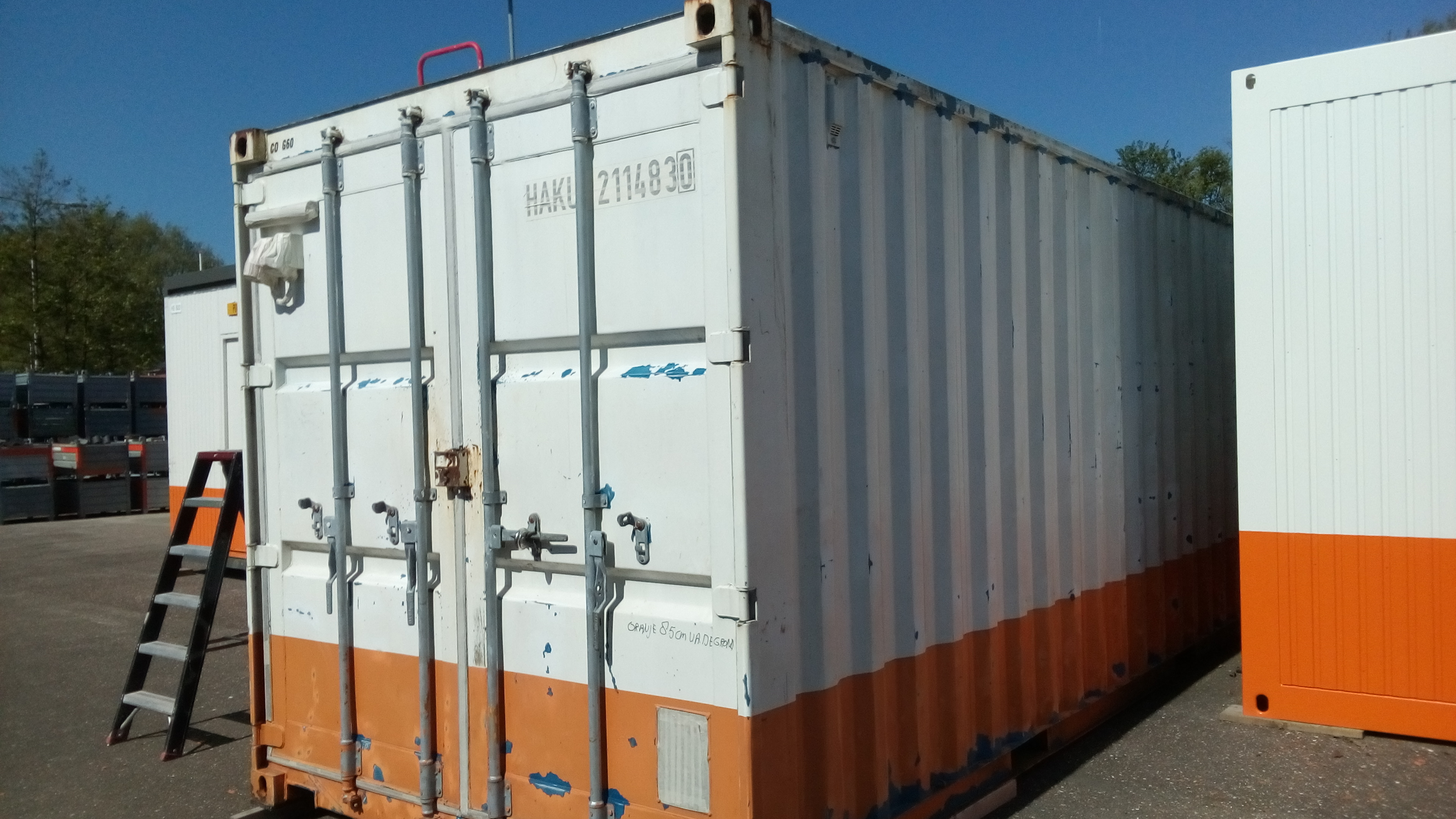 Container ouwehand