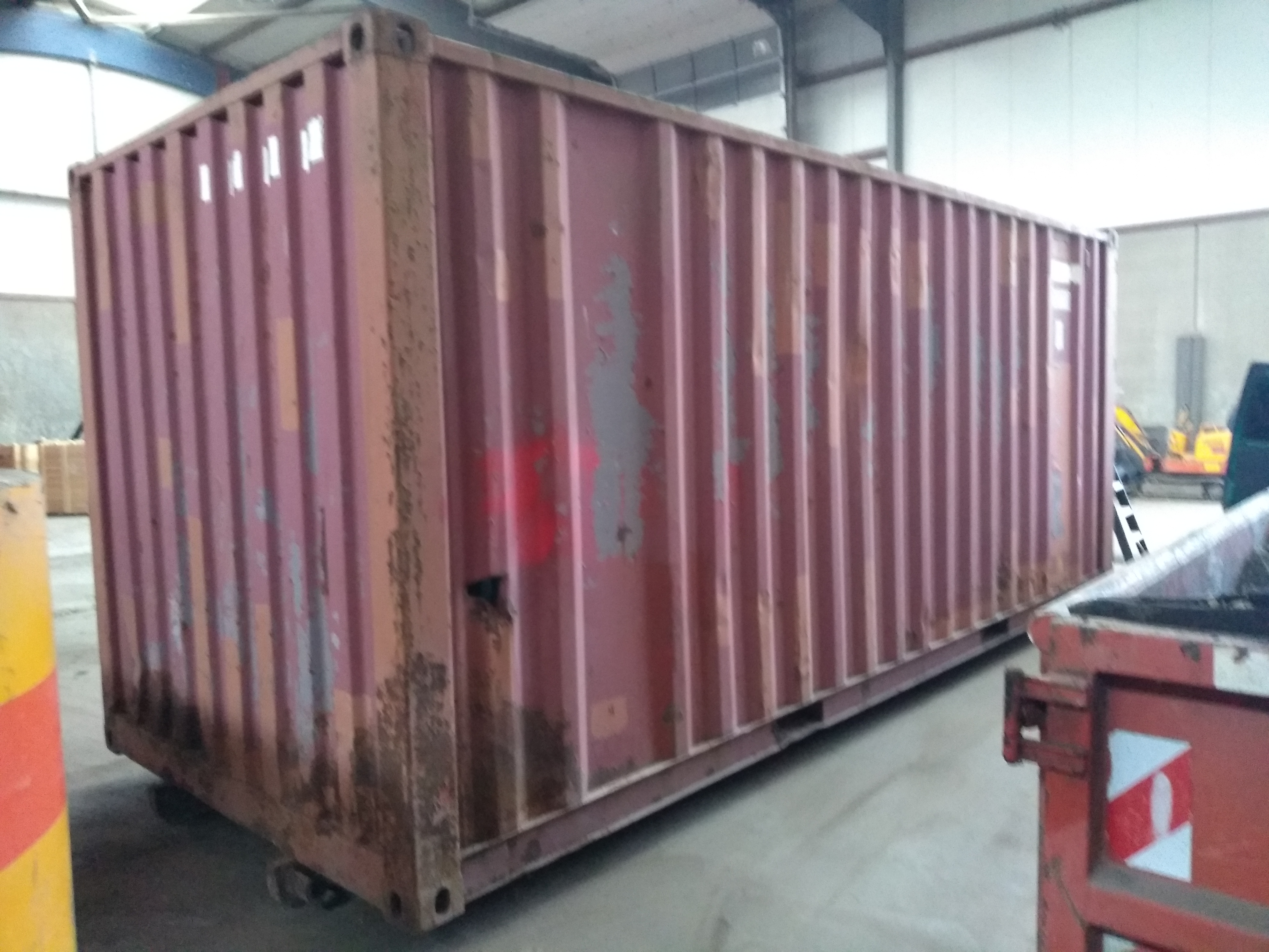 Container HVDH1