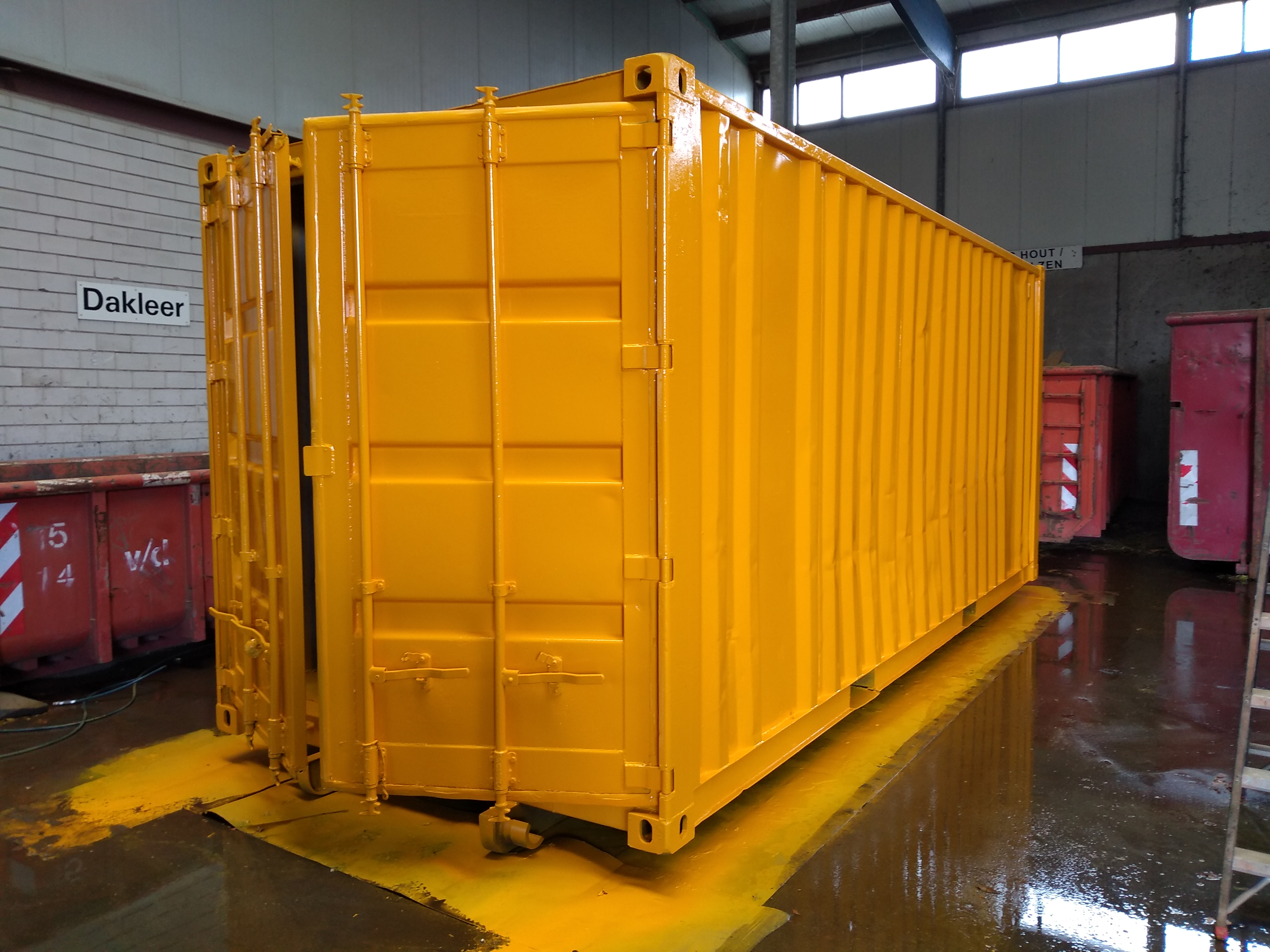 Container HVDH2