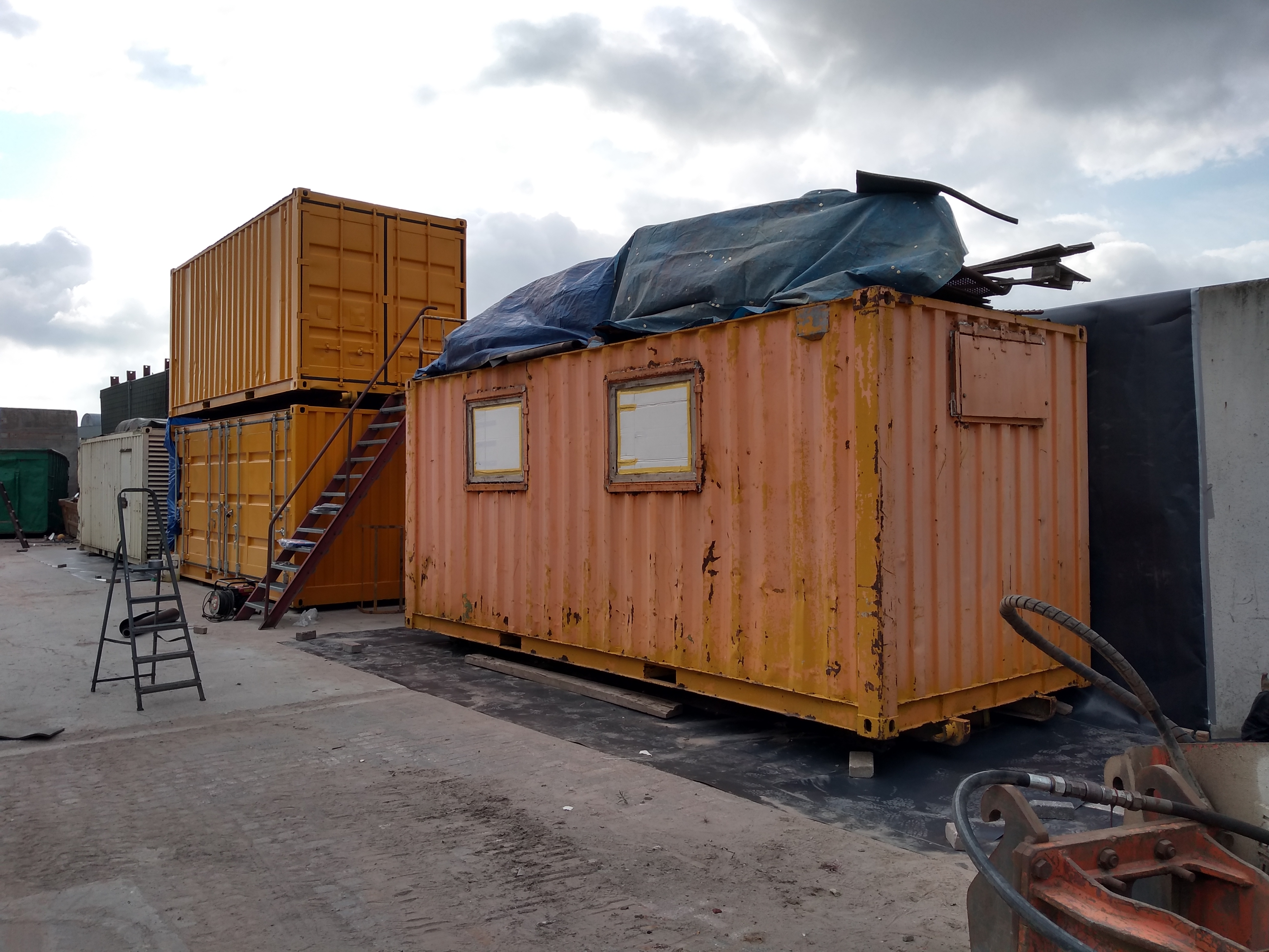 Container HVDH5