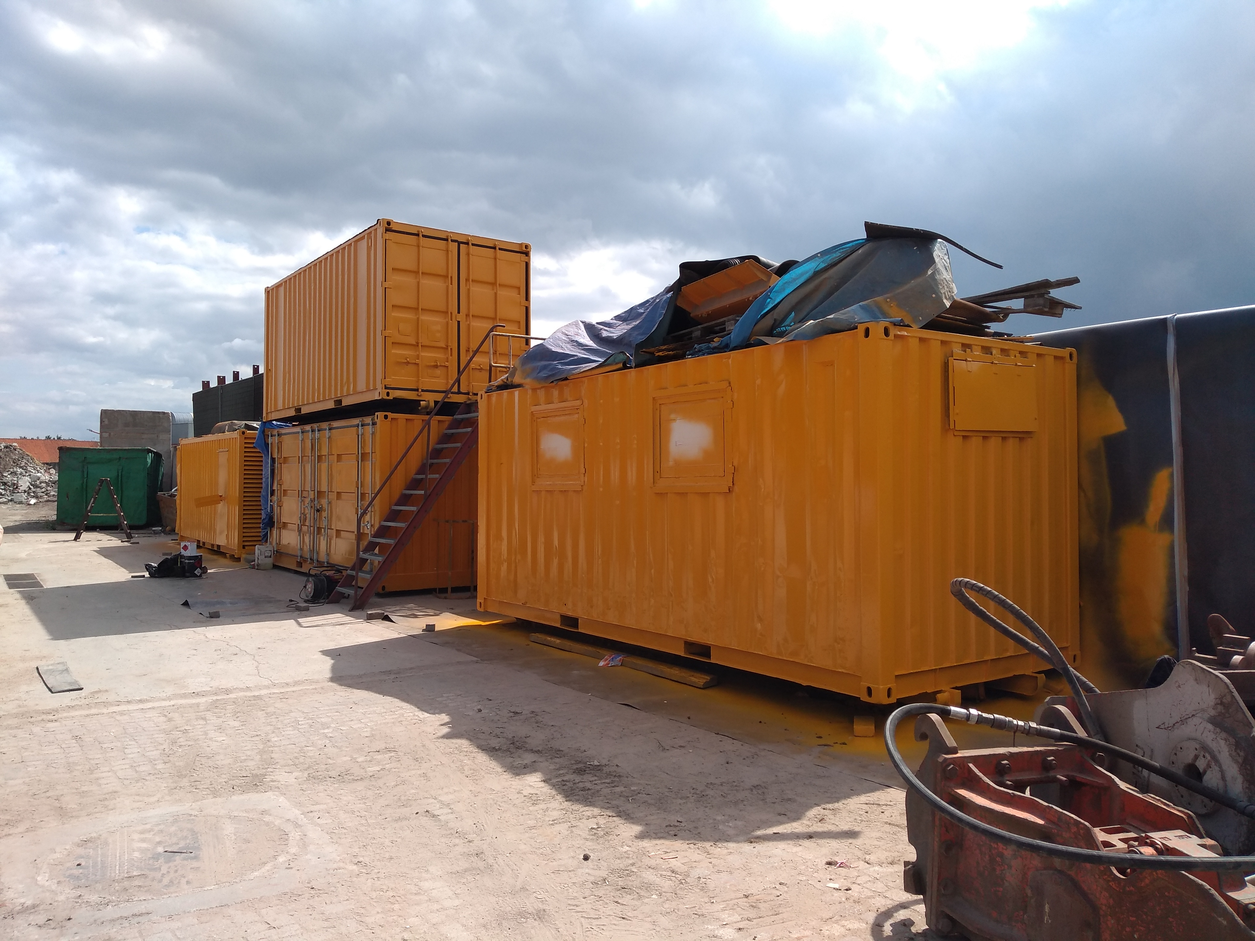 Container HVDH7