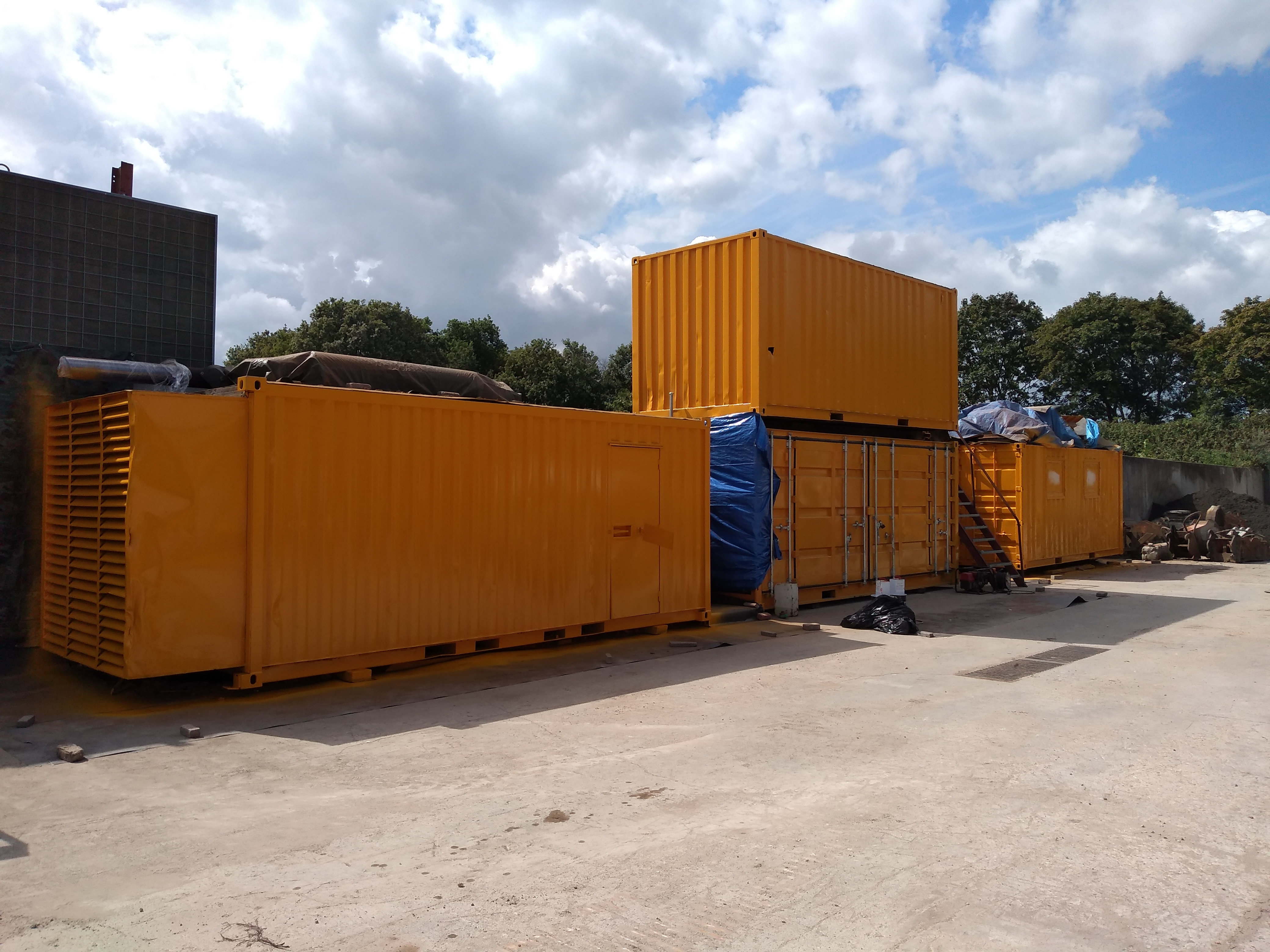 Container HVDH8