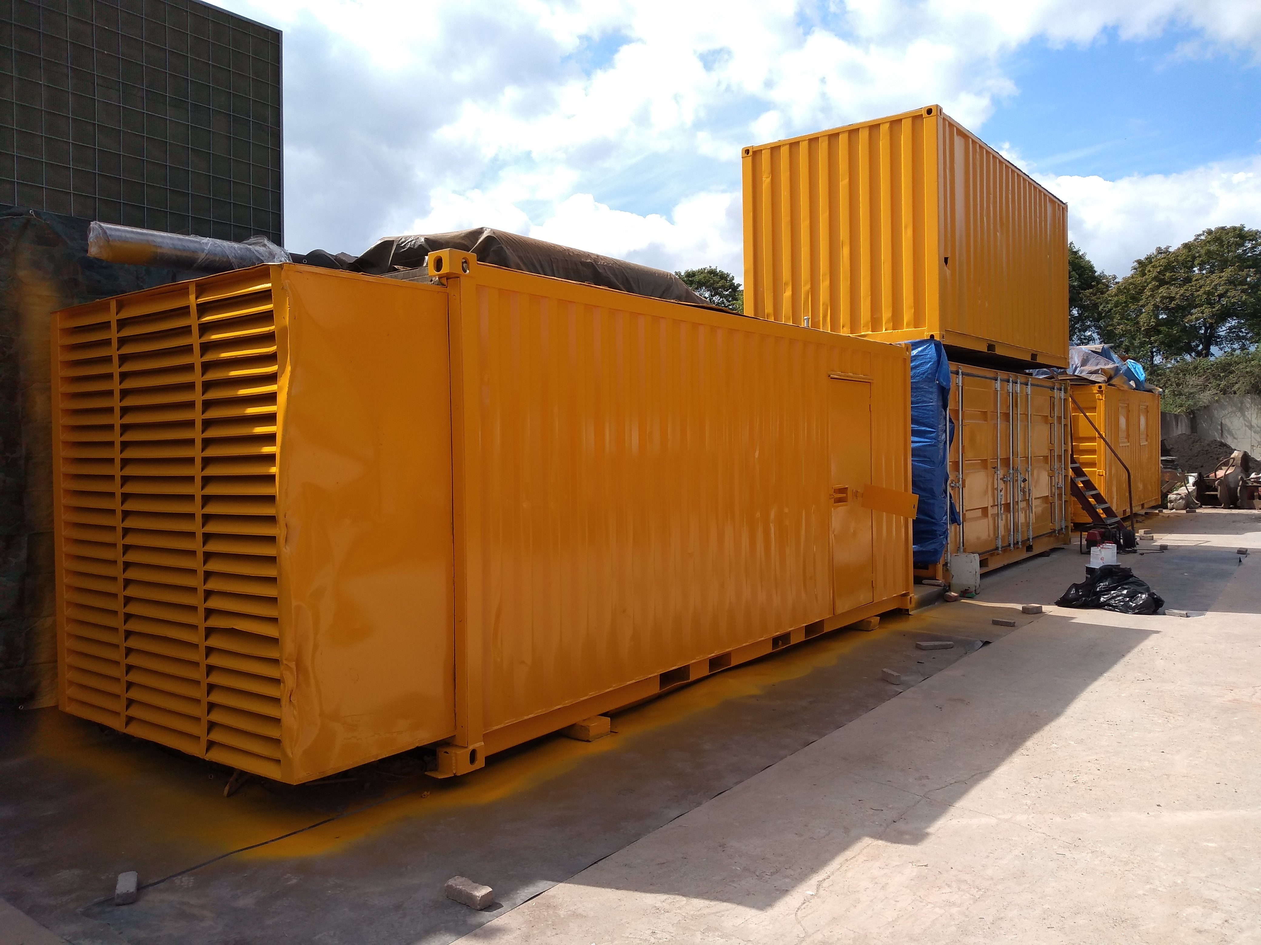 Container HVDH9